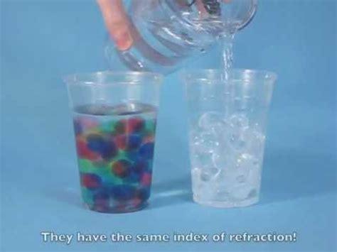 gel water water gel spheres