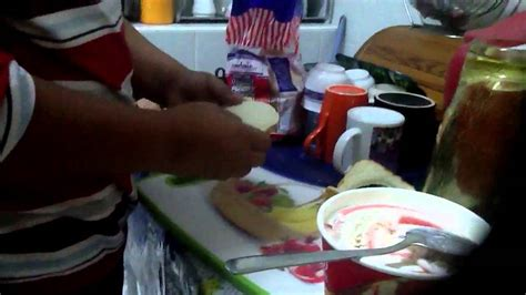 cara membuat es cream ekonomis cara cara membuat ice cream goreng youtube