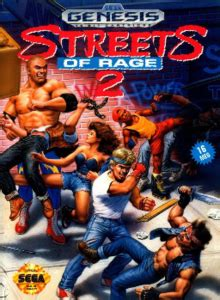 streets of rage 2 wikipedia