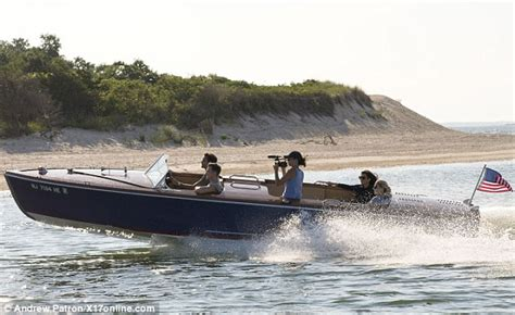 speed boat while pregnant scott disick takes kourtney kardashian for a boat ride in
