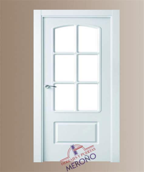 puertas blancas interior puertas lacadas blancas de interiores mod 81