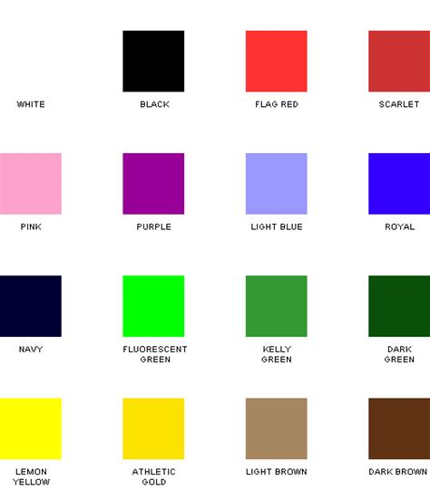 what does color mean faq blue moon promotional inc