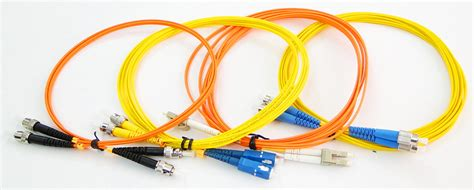 Patch Cord Fiber Optic by The Basic Knowledge Of Fiber Patch Cordsfiber Optic Components