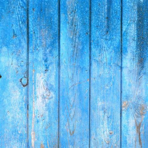 Blue Wood Background Scrapbooking Paper