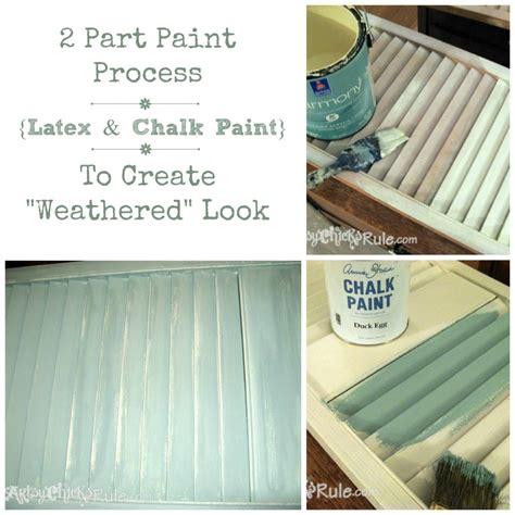 chalk paint process repurposed bi fold doors duck egg blue chalk paint