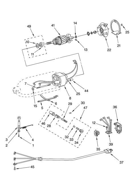 kitchenaid mixer ksm repair manual wow blog