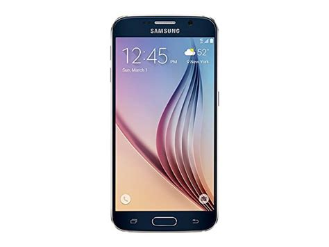 samsung galaxy s6 factory unlocked gsm g920i black open box monoprice