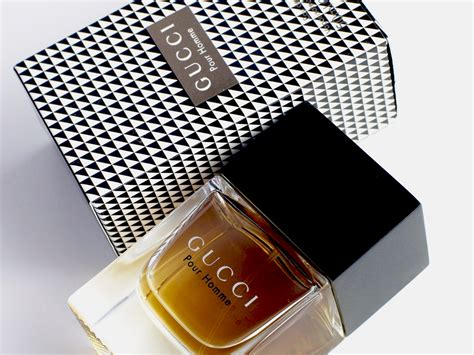 gucci pour homme what should smell like
