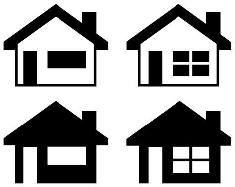 haus icon 무료 일러스트 아이콘 집 부동산 진짜 재산 구조 디자인 플랫 pixabay의 무료