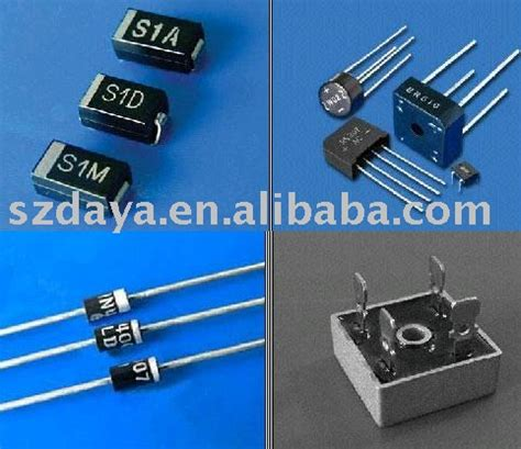 rectifier diode bridge manufacturers electronic components diode transistor bridge rectifier photo detailed about electronic