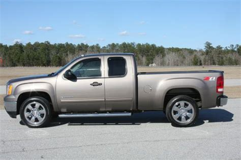 buy used 2012 gmc sle 1500 z71 4x4 in thomson