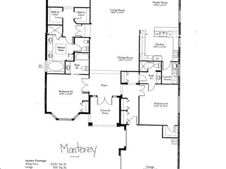 large 1 story house plans one story house plans with open concept one story house