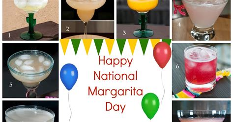 national margarita day national margarita day a year of cocktails