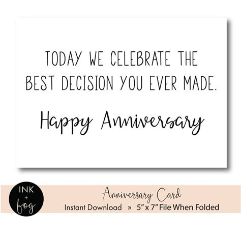 printable greeting cards reviews 25 unique printable anniversary cards ideas on pinterest