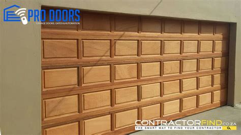 Door Pro Garage Doors Doors Durban Aluminium Doors In Durban