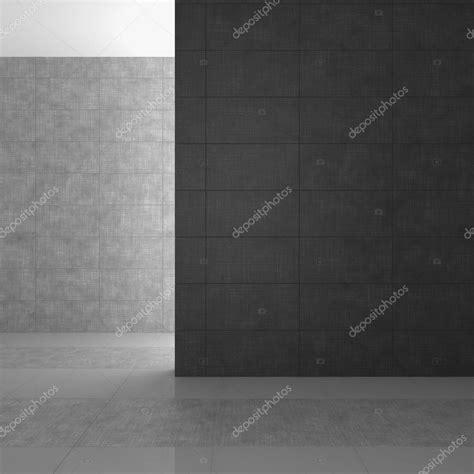 piastrelle bagno stock vuoto moderno bagno con piastrelle grigi foto stock