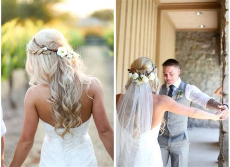 Wedding Hair Braid Veil by Match Your Wedding Veil With A Bridal Hairstyle How To