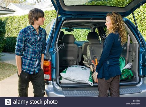 leslie mann zac efron movie zac efron leslie mann 17 again 2009 stock photo