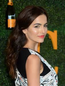 camilla belle at veuve clicquot polo classic in los