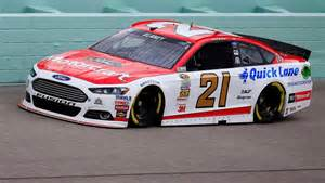 ford fusion s new look for 2016 nascar