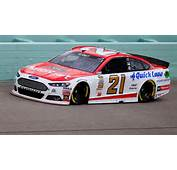 Ford Fusions New Look For 2016  NASCARcom