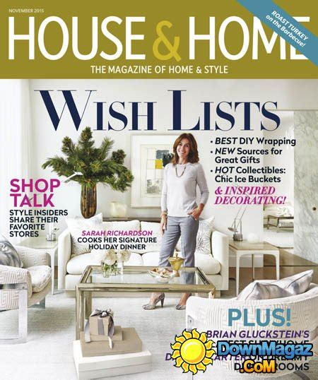 home design magazines usa house home usa november 2015 187 download pdf magazines