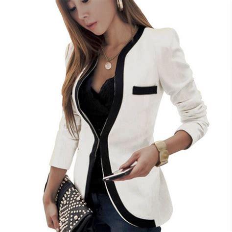Blazer Wanita Modern 23 model blazer wanita terbaru untuk remaja 2018 fashion