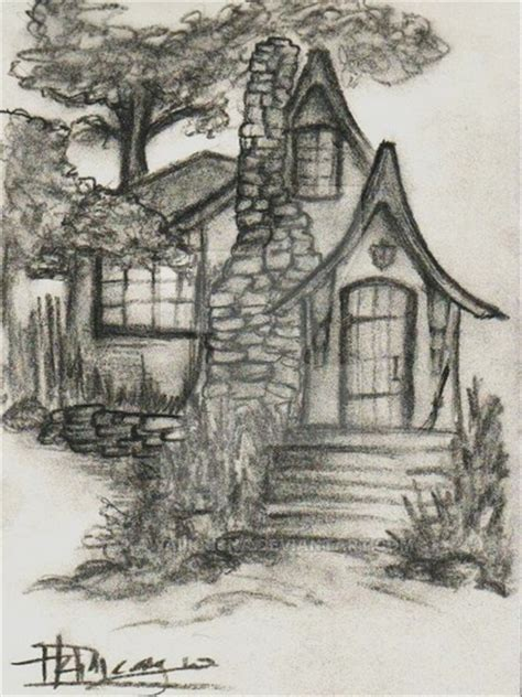 94 cottage drawing cottage by cielo azul the house marcin minor