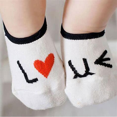 Kaos Kaki Bayi kaos kaki bayi pattern size m gray