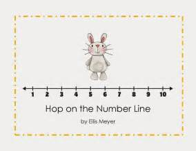 kindergarten number line worksheet kindergarten number
