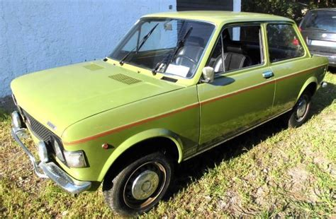 Auto Rally Usate Epoca by Sold Fiat 128 Rally Auto D Epoca O Used Cars For Sale