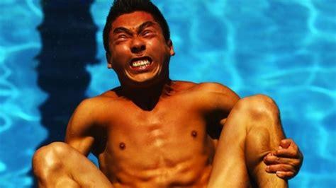 funny   divers  midair  london olympics funcage