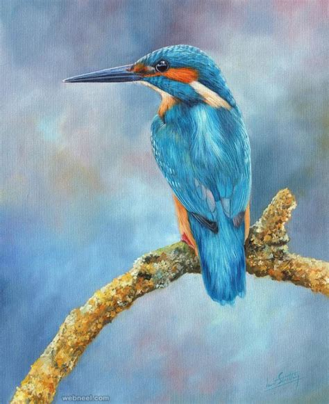 birds painting 50 beautiful bird paintings and works for your inspiration