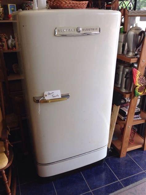 general electric vintage fridge  sale  spring