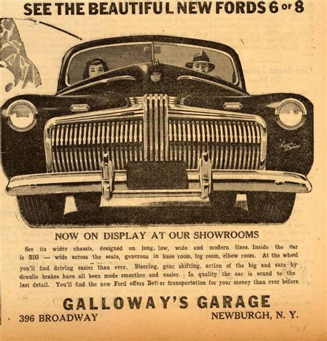 hemmings motor news classified ads vintage clippings newspaper auto advertising part ii
