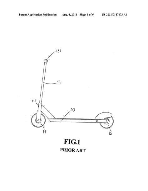 image gallery scooter diagram