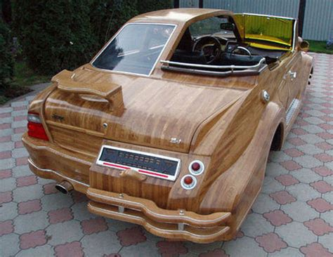how to make a car out of index cards cars made out of wood 19