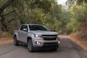 2017 chevrolet colorado updates and changes revealed