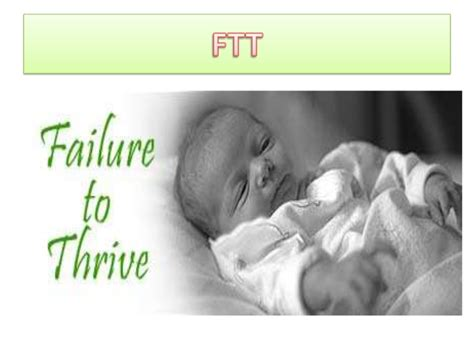 approach   child  failure  thrive