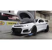 Hennessey Builds The Exorcist Chevrolet Camaro ZL1 1LE