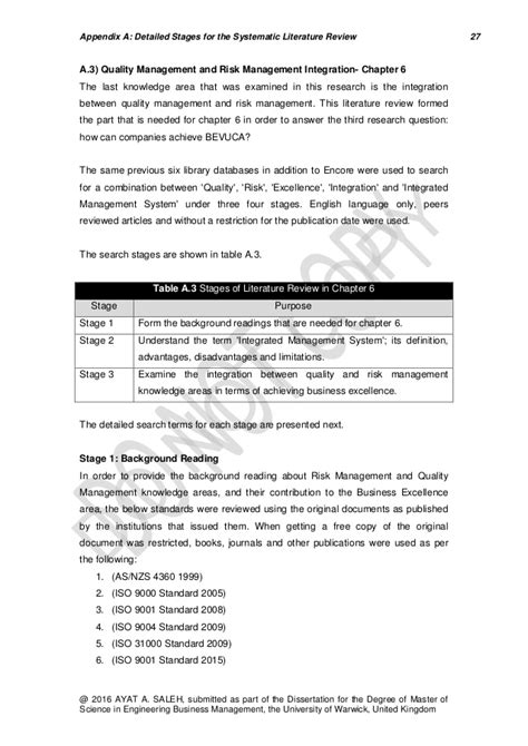 masters dissertation methodology research methods chapter masters dissertation