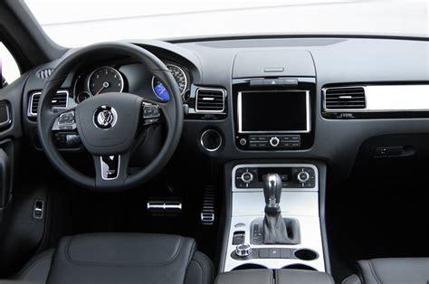 Vw Touareg R Line Interior by 2014 Volkswagen Touareg R Line Tdi Dash View Photo 20