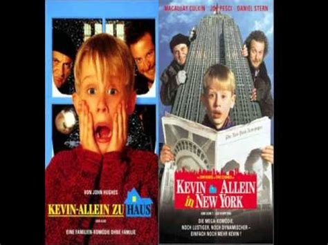 home alone 1 and 2 soundtrack home alone title