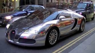 Bugatti Chrome Chrome Bugatti Veyron