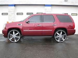 Cadillac Escalade On 28 Sell Used 2007 Cadillac Escalade New 28 Quot Canielli Wheels