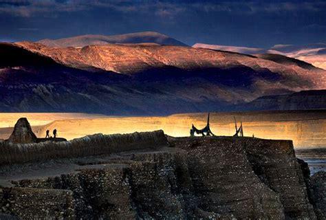 breathtaking scenery breathtaking scenery in the zhada nagri tibet travel news