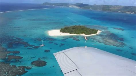 micro beach flying over managaha island and micro beach saipan youtube