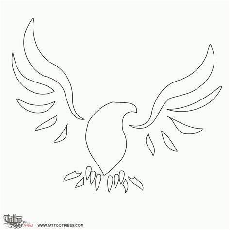 eagle tattoo stencil best photos of flying eagle stencil eagle glass etching