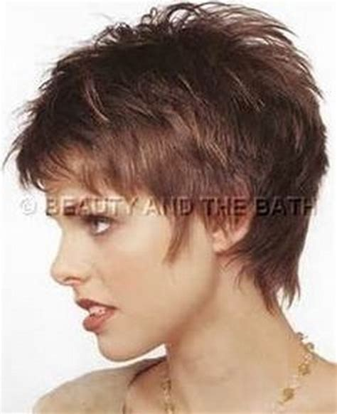Short Haircuts For Fine Hair In 50 Women Heavyset | short haircuts for women over 50 with fine hair