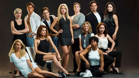A Place Cast Place And Beverly 90210 Lifetime Reveals Look Reporter